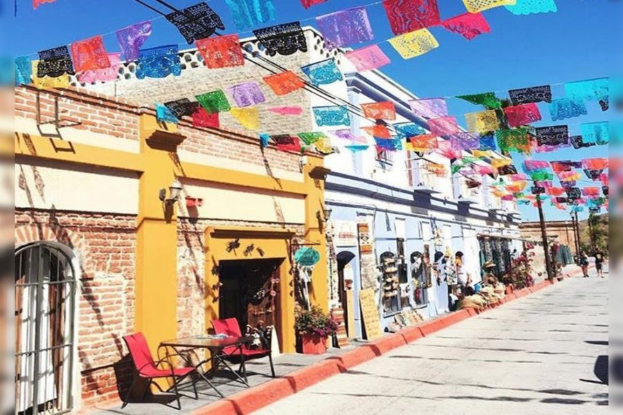 the perfect venue for an authentic wedding in Todos Santos