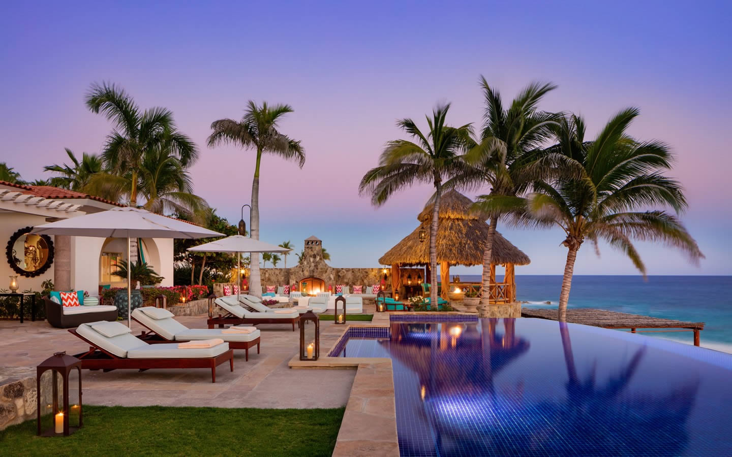 blocking of hotel rooms at Palmilla for your wedding