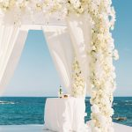 breath-taking wedding at Chileno Bay