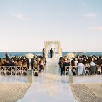 spectacular wedding at Chileno Bay