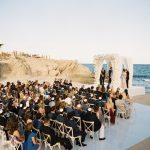 Chileno Bay wedding ceremony