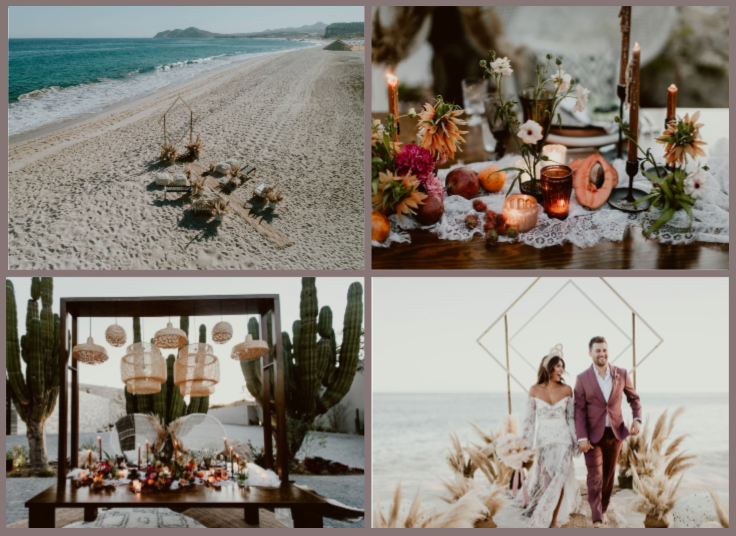 Amy Abbott Weddings & Events, Los Cabos