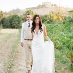 Flora Farms white wedding