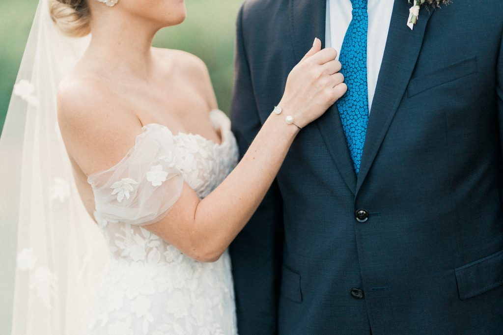 include every detail when getting your wedding published