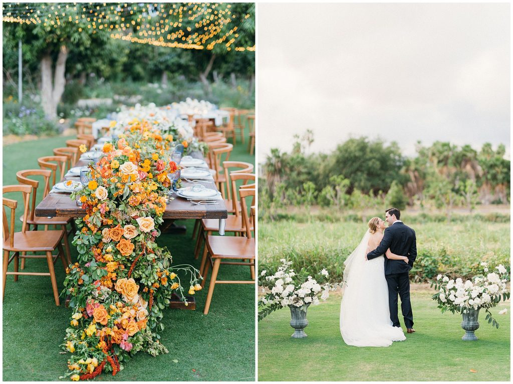 Maggie & John's wedding - getting featured in a publication